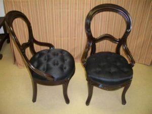 Реставрация стульев в Мытищах