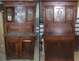 Реставрация мебели на дому в Мытищах недорого