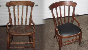 Перетяжка стульев на дому недорого в Мытищах