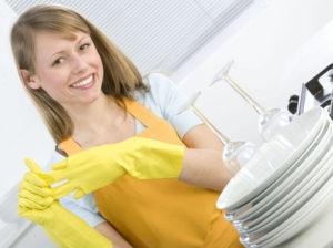 Мойка посуды на дому в Мытищах
