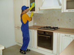 Уборка кухни в Мытищах