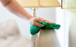 Уборка пыли в квартире и доме в Мытищах