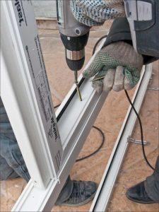 Восстановление геометрии окна недорого в Мытищах