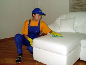 Чистка мебели на дому в Мытищах