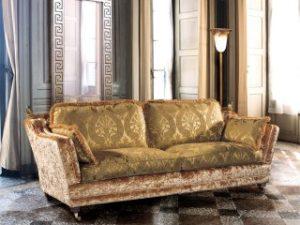 Обивка дивана в Мытищах недорого